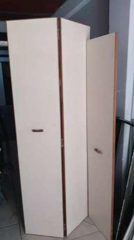 Tres puertas para closed o pa lo q quieran 203*41 las dos grandes y una de 2 metros