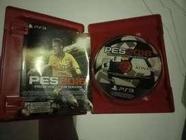 PES 2016 PS3 (MELA)