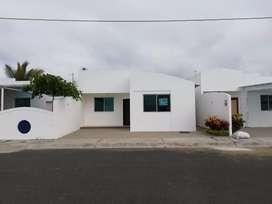Venta Casa Una Planta en Salinas, Santa Elena - Ecuador