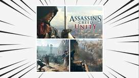 Assassin's Creed Unity - PS4 & PS5