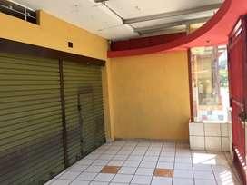 Alquilo Local Comercial en Av Tupac Amaru Urb. Las Quintanas - Trujillo