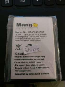 Bateria P/ Blu Advance 4.0 Mango