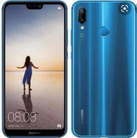 Celular Huawei modelo P20 lite