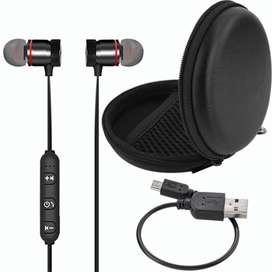 Audífonos Bluetooth Imantados !!NUEVO!!