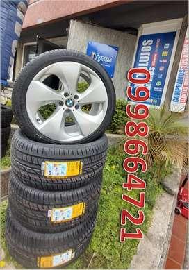 4 Aros Nuevos BMW Originales R20 5 Huecos 120mm.