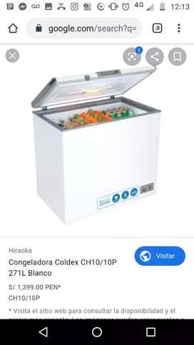 Remate Congeladora CH10