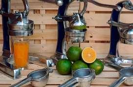 Exprimidores de Naranja Industriales (GIGANTES)