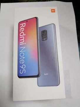 Xiaomi Redmi note 9s 64gb nuevos