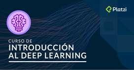 Curso de Introducción al Deep Learning Inteligencia Artificial