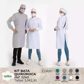 Batas quirúrgico