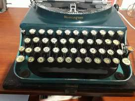 Máquina de escribir remington 1919