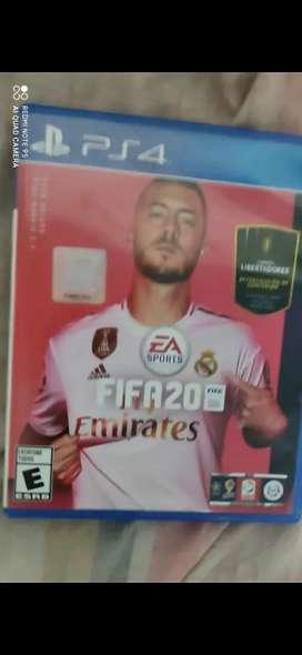 FIFA 20 en buen estado