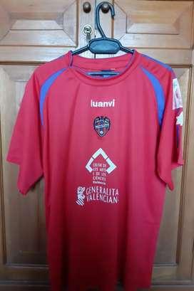 Camiseta Fútbol. Levante U.D (España)