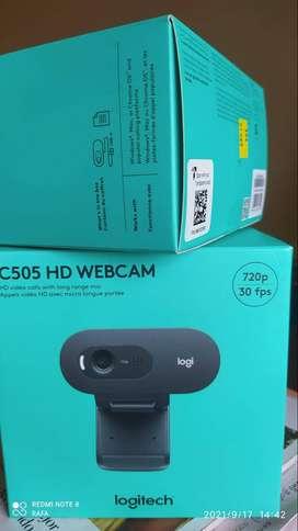 WEBCAM HD LOGITECH C505