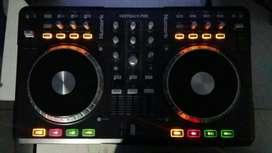 """Numark Mixtrak Pro. ENVÍOS. """"Viene c/placa de audio""""."""
