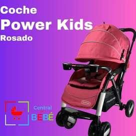 COCHE POWER KIDS