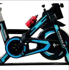 Bicicleta Spinning Estática Corleone 15 Kg