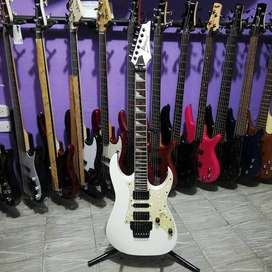 Guitarra Eléctrica Ibánez RG Series White