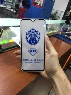 Vidrio Protector Xiaomi Redmi Note 8 Pro
