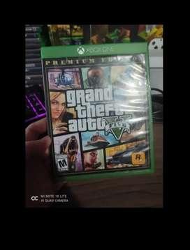 GTA V Xbox one físico