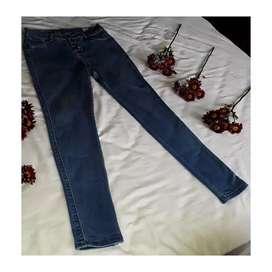 Jeans de segunda mano
