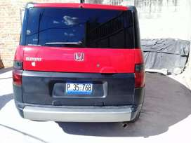 Vendo Honda Element