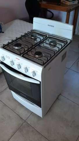 Cocina PATRICK 4 hornallas (a reparar)