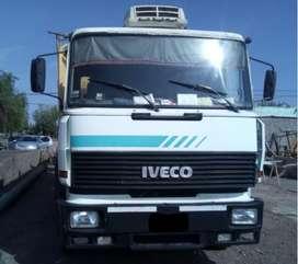 Vendo: FIAT IVECO 190 29 y Acoplado MALDONADO Mod. 2005 long. 9.60mtr.