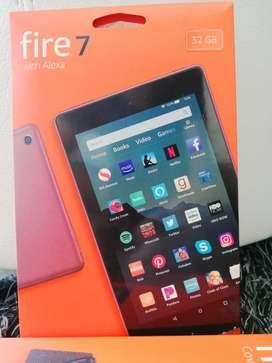 Tablet Amazon Fire 7 2019 32gb Nueva