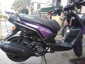 yamaha bws 125 mod 2013