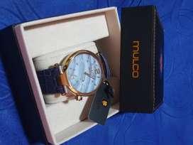 Mulco Couture Ladies Mw5-3183-043 Fabricación Suiza
