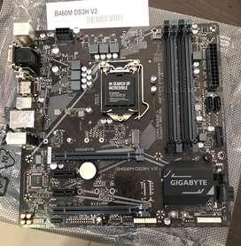 Board GIGABYTE B460 DS3H V2