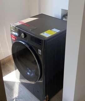 Lavadora/secadora 12 kg LG Carga frontal