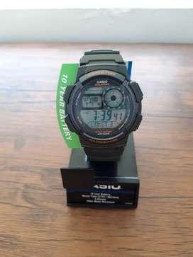 Vendo relojes para hombre marca casio originales