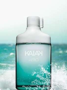 Perfume Kaiak Aero Hombre de Natura