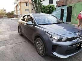 Alquiler de auto kia Rio 2018,medio tiempo