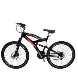 bicicleta GW caronte nueva