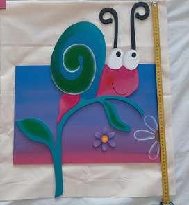 Cuadros decorativos para habitacion niños