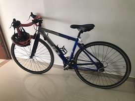 Bicicleta JD, talla s