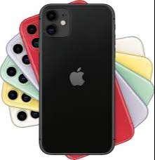 Nuevo Y Sellado iPhone 11 Todos Los Colores 64 Gb $950