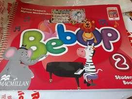 Bebop2 libro de Inglés
