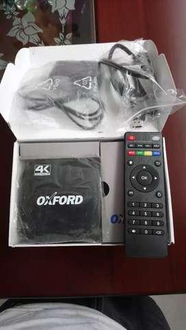 Vendo Xford 4k