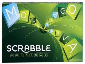 Mattel Games Scrabble Original, Juego De Mesa