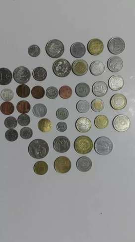 Monedas antiguas d colección