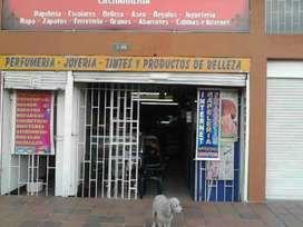 Vendo amplio local comercial en el centro de Bogotá