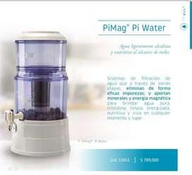 Filtro de agua marca nikken