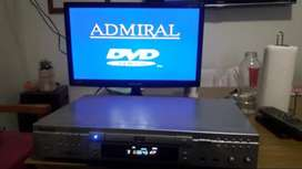Combo dvd + home theater 5.1