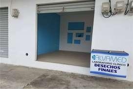 Local comercial se alquila en Manta sector centro