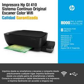 Impresora Mult. Hp410 Wiffi + OBSEQUIO