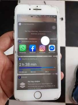 Se vende Iphone 7 de 128 GB